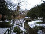 Woodhouse - Beaumanor - outside stableyard